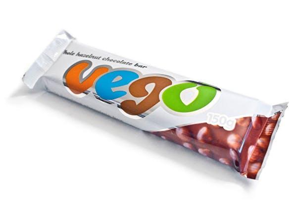 Vego  Vegan Organic Fairtrade & GF Chocolate