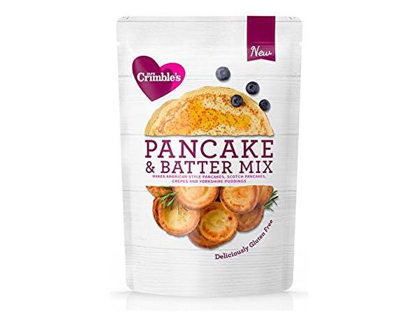 Mrs Crimbles  Gluten Free Pancake & Batter Mix