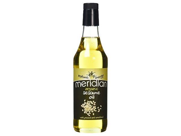 Meridian  Sesame Seed Oil - Organic Unrefined