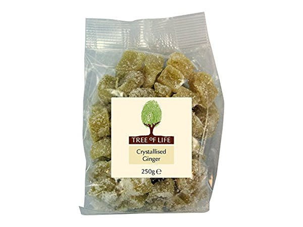 Tree Of Life  Crystallised Ginger