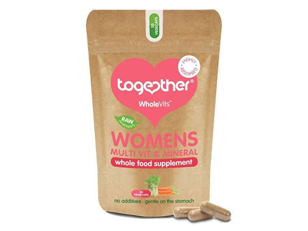 Together  Wholevit Womens Multivitamin & Mineral Caps