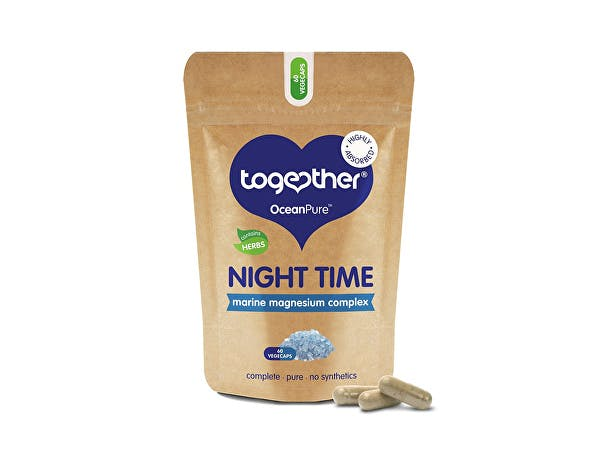 Together  Oceanpure Night Time Magnesium Complex Caps
