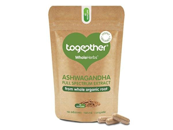 Together  Wholeherb Ashwagandha Caps