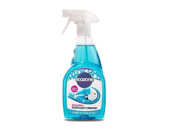 Ecozone  3 In 1 Bathroom Cleaner