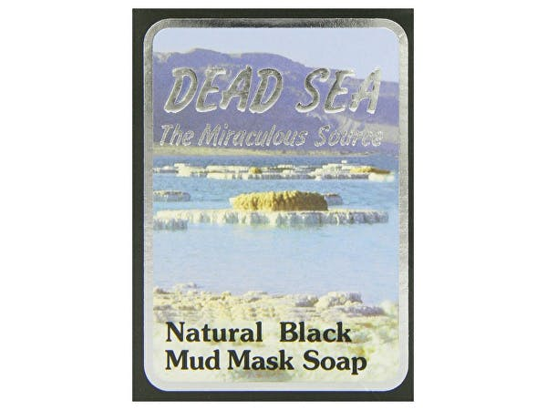 Malki  Natural Black Mud Soap