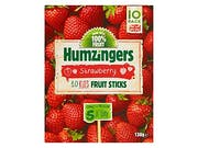 Humzingers  Strawberry Fruit Sticks