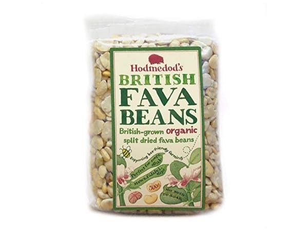 Organic Split Fava Beans