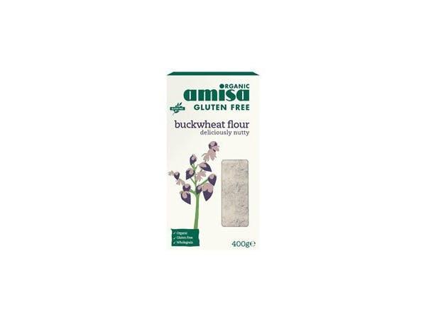 Amisa  Gluten Free & Organic Fine Buckwheat Flour
