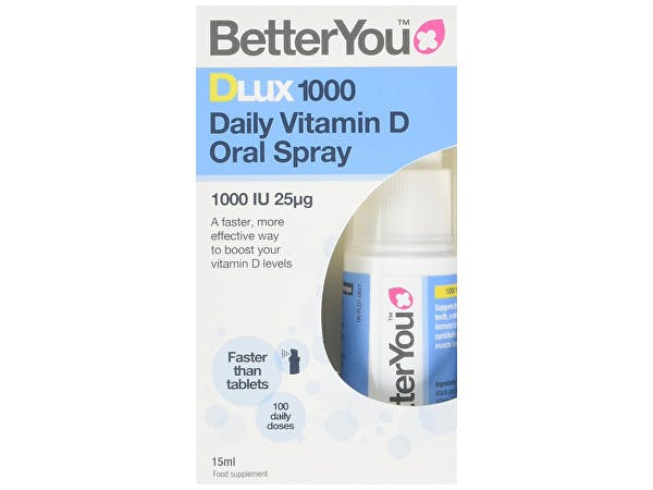 Better You  Dlux1000 Daily Vitamin D Oral Spray