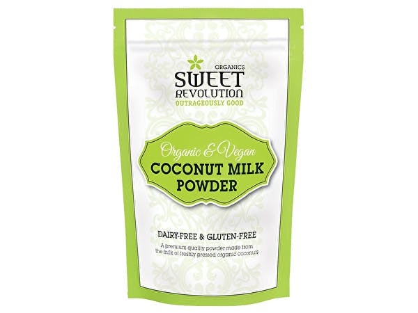 Sweet Revolution  Organic & Vegan Coconut Milk Powder