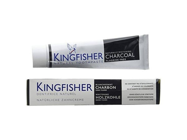 Charcoal Naturally Whitening Toothpaste