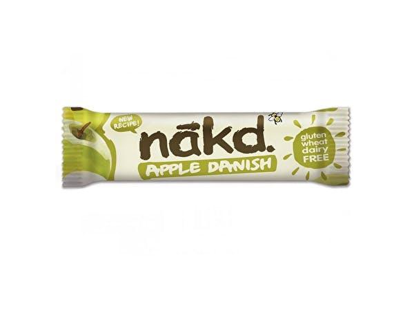 Nakd  Apple Danish Bar - Multipack