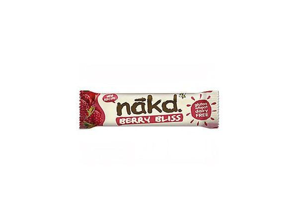 Nakd  Berry Bliss Bar - Multipack