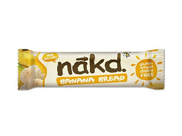 Nakd  Banana Bread Bar - Multipack