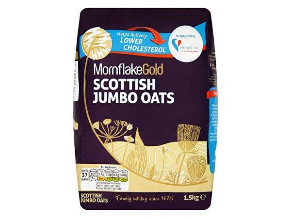Mornflake  Oats - Jumbo (Scottish)