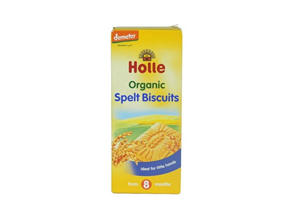 Holle  Organic Spelt Biscuits