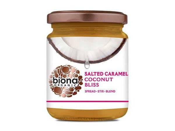 Biona  Salted Caramel Coconut Bliss - Organic