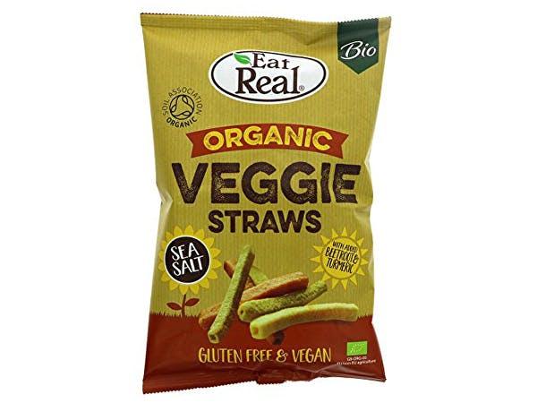 Eat Real  Veggie Straws - Organic