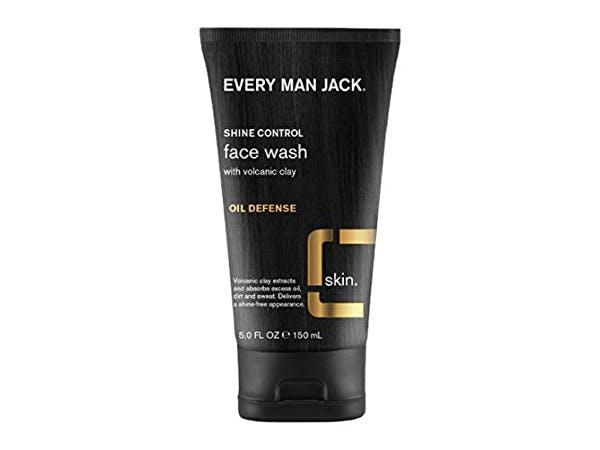 Every Man Jack  Face Wash - Shine Control
