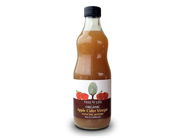 Tree Of Life  Organic Apple Cider Vinegar With The Mother