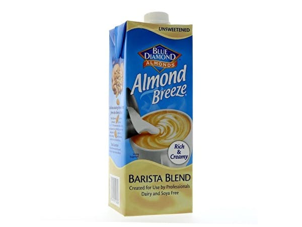 Almond Breeze Barista Drink
