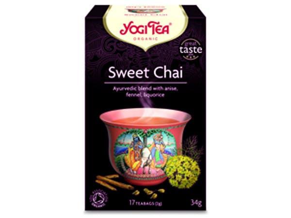 Yogi Tea  Sweet Chai Tea