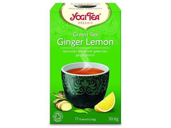 Yogi Tea  Green Tea With Ginger & Lemon Tea