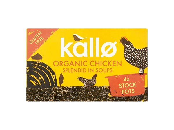 Kallo  Stock Pots - Chicken