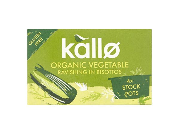 Kallo  Stock Pots - Vegetable