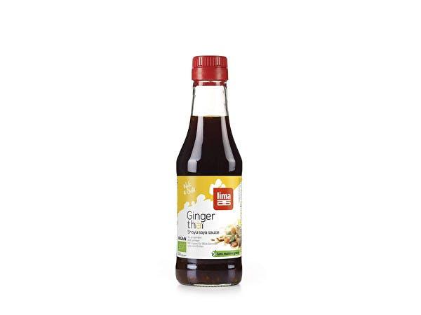 Thai Shoyu Soya Sauce - Ginger