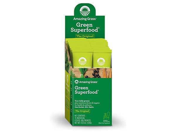 Amazing Grass  Green Superfood - Original Sachets