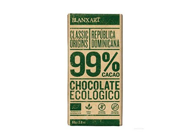 Organic Dominica Dark 99% Chocolate