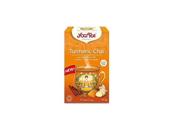 Yogi Tea  Turmeric Chai - Organic