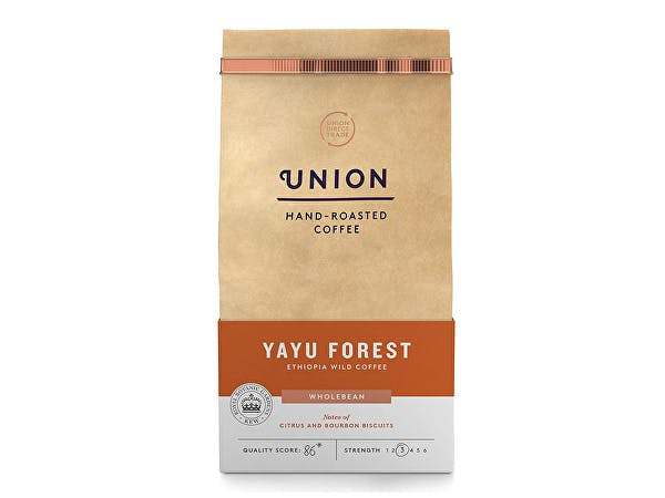 Yayu Ethiopian Whole Bean Coffee