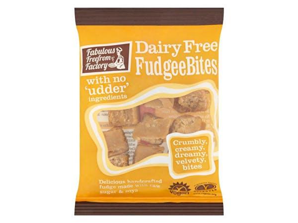 Fabulous Free/F  Dairy Free Fudgee Bites