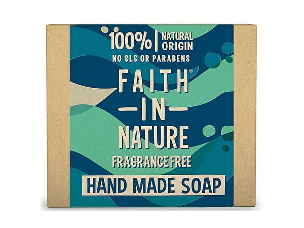 Seaweed Unfragranced Soap - Organic