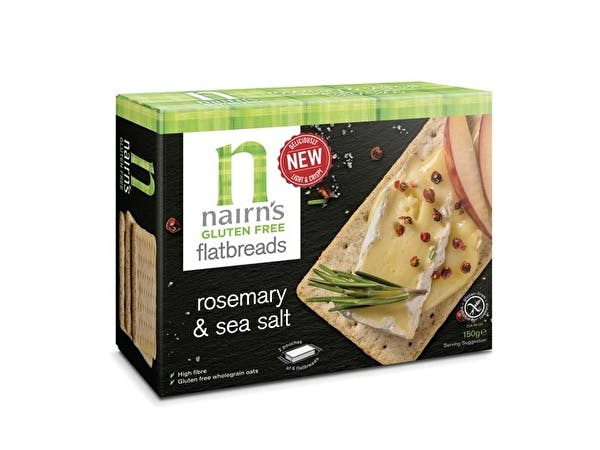 Rosemary & Sea Salt Flatbread