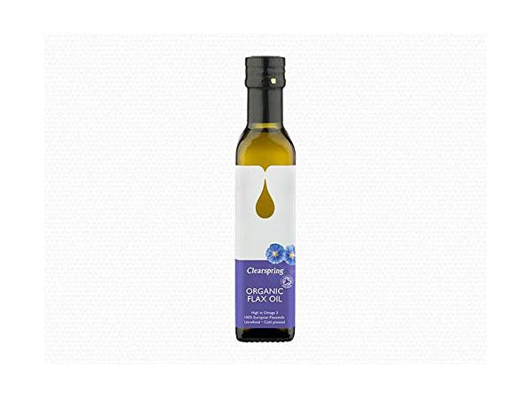 Clearspring  Flax Oil - Organic