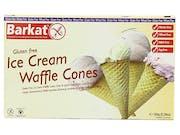 Barkat  Waffle Ice Cream Cones