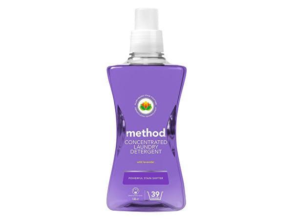 Method  Laundry Liquid - Wild Lavender