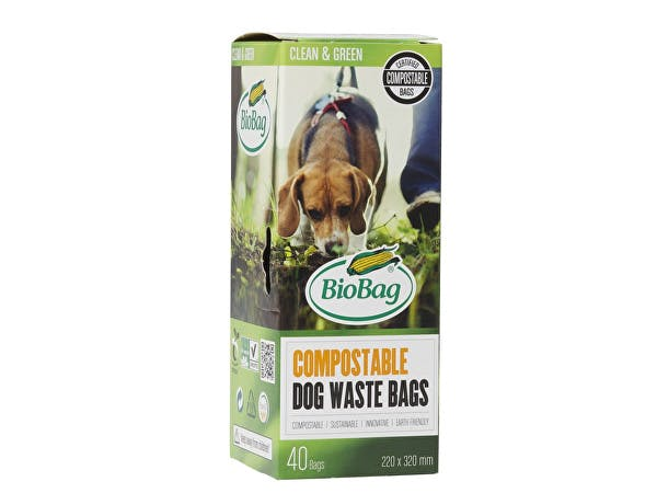 Biobag  Compostable Dog Waste Bag - Roll