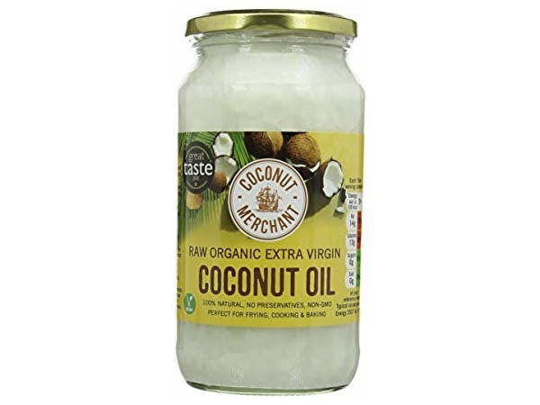 Organic Coconut Oil With Turmeric