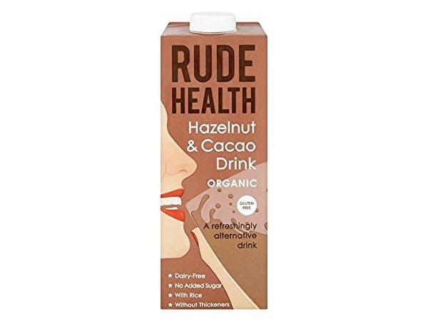 Organic Hazelnut & Cacao Drink