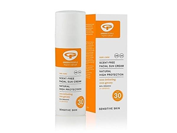 SPF30 Facial Sun Cream