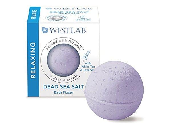 Relaxing Dead Sea Salt Bath Fizzer