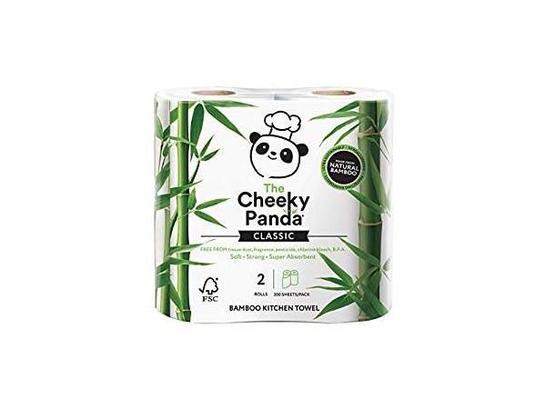 Sustainable Bamboo Kitchen Rolls
