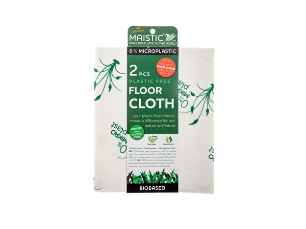 Micro Plastic Free Floor Cloth