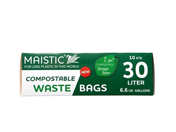 2.Gen Compostable Waste Bag 30Ltr
