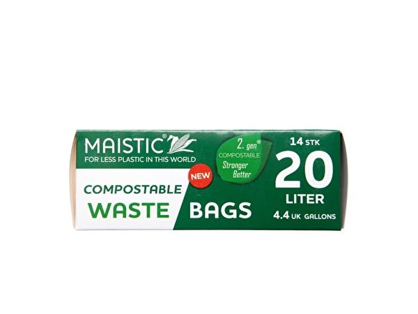 2.Gen Compostable Waste Bag 20Ltr