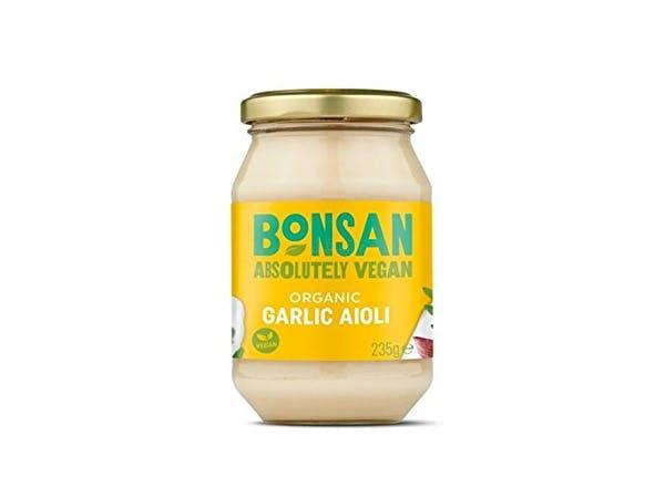 Garlic Aioli - Organic & Vegan